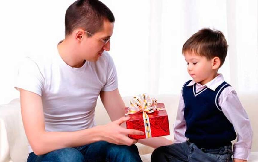 Подарок мальчику 7 лет на день рождения