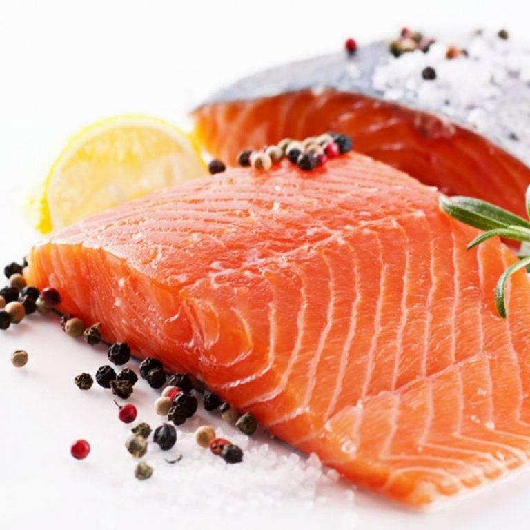 Можно ли слабосоленую семгу беременным, не вредна ли свежая и соленая рыба при беременности?