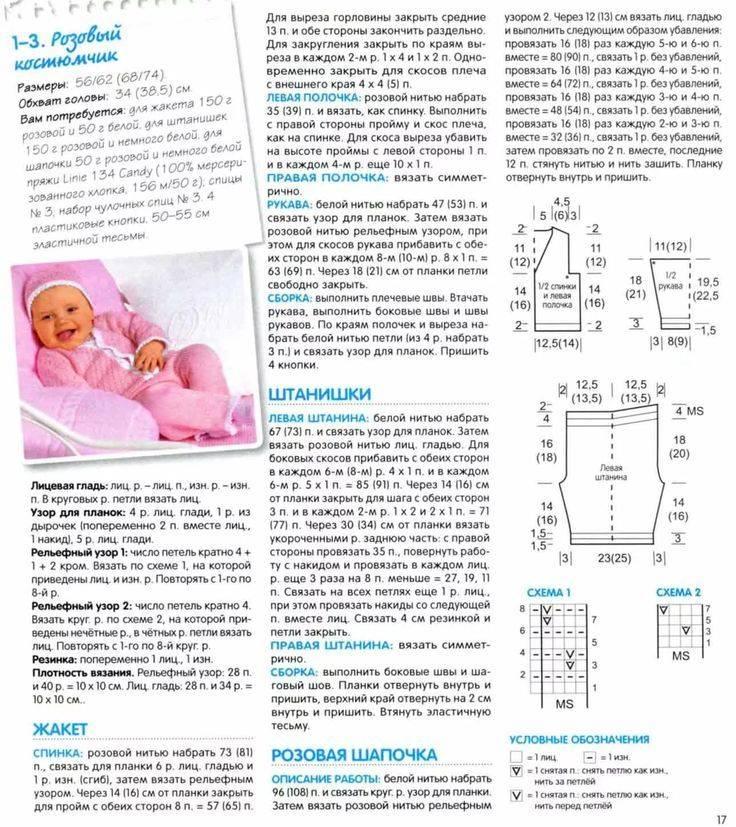 Как связать детский свитер спицами для начинающих на 3 года: схемы и описание