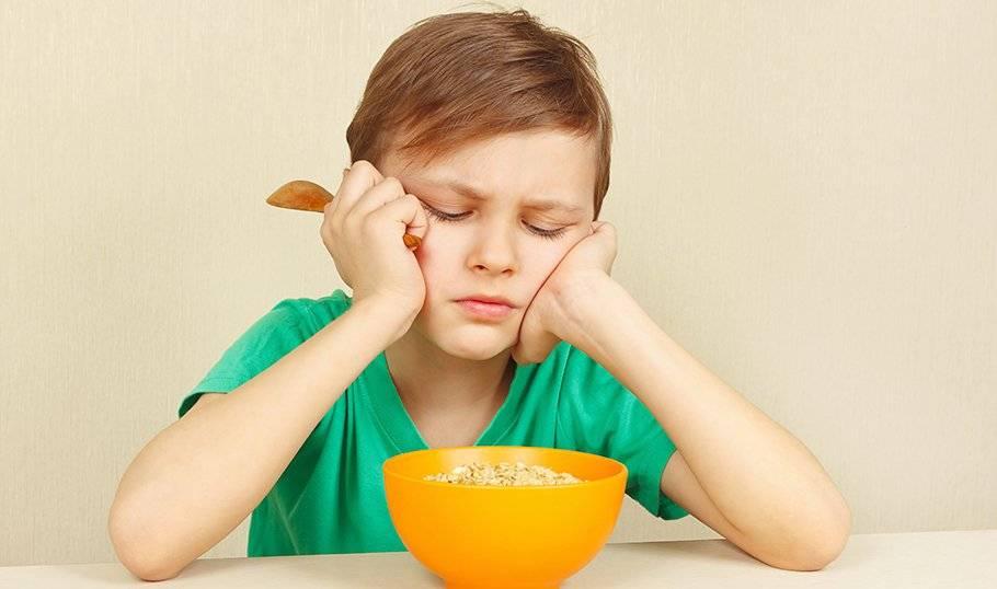 Ребенок плохо ест — повышение аппетита у детей — элькар