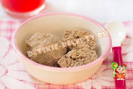 Cуфле из говядины для ребенка. мясное суфле для ребенка 1 год — рецепты на пару и в духовке