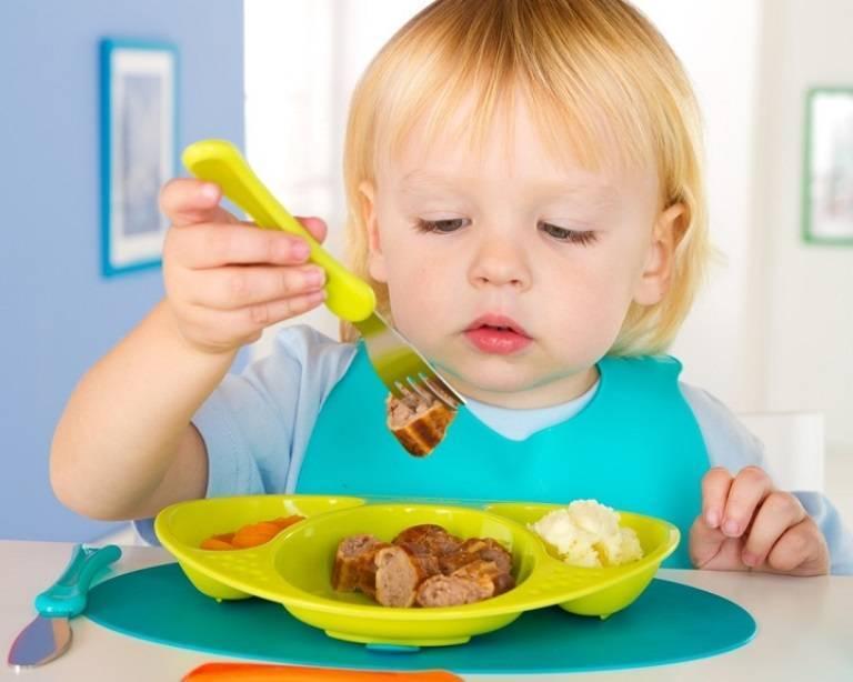 Ребенок не ест овощи, как приучить или заставить его, советы