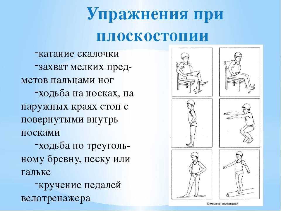 Лечебная физкультура при заболеваниях опорно-двигательного аппарата