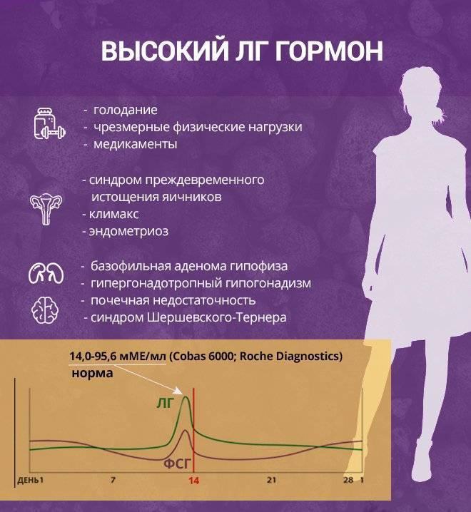 Лютеинизирующий гормон (лг)