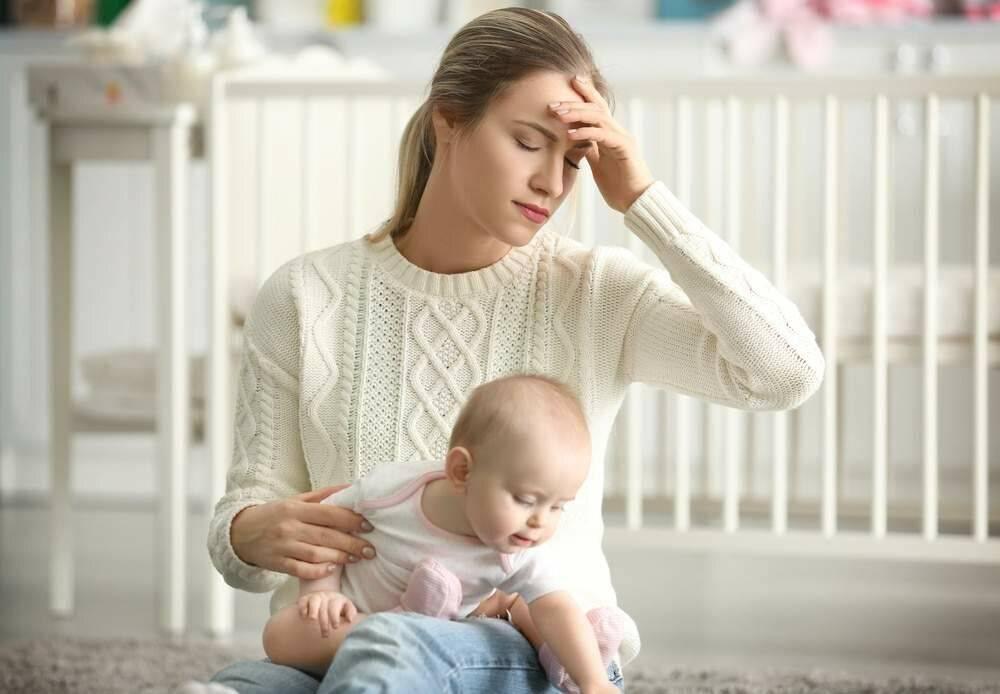 Материнство не в радость. послеродовая депрессия: почему возникает и как с ней бороться