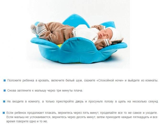Как приучить ребенка спать в своей кроватке, самостоятельно засыпать?
