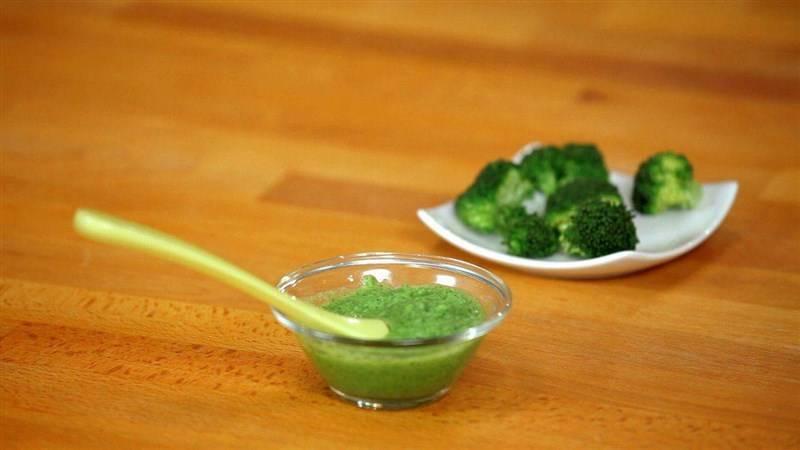 Как приготовить брокколи для первого прикорма - всё о грудничках