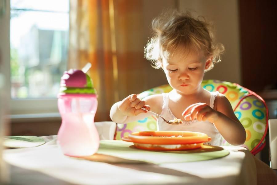 Ребенок-малоешка: ну, как его накормить! и надо ли?