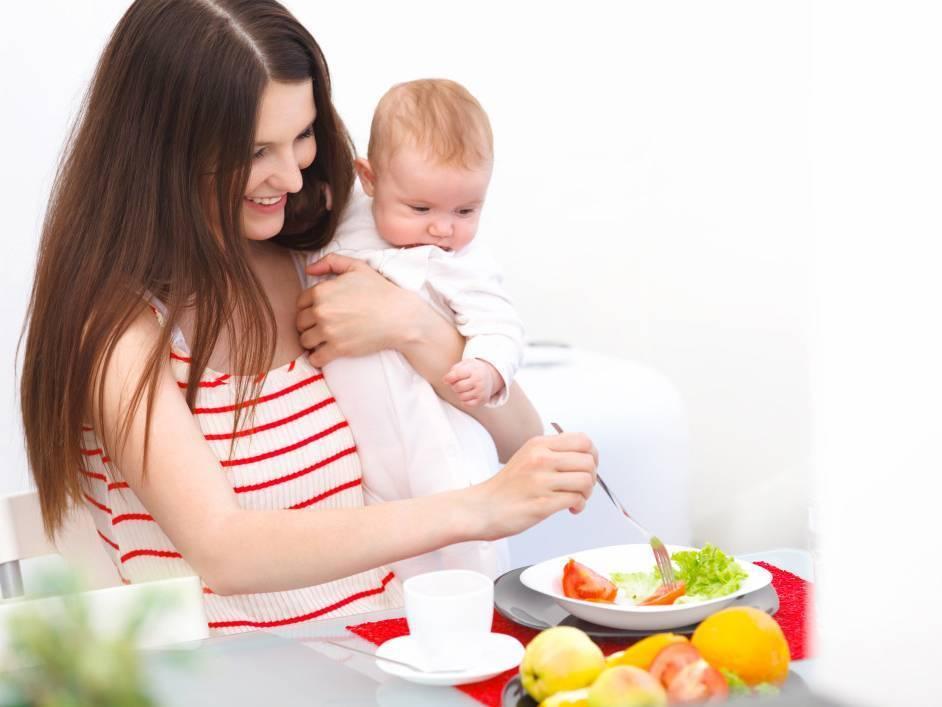 Можно ли майонез при грудном вскармливании кормящей маме