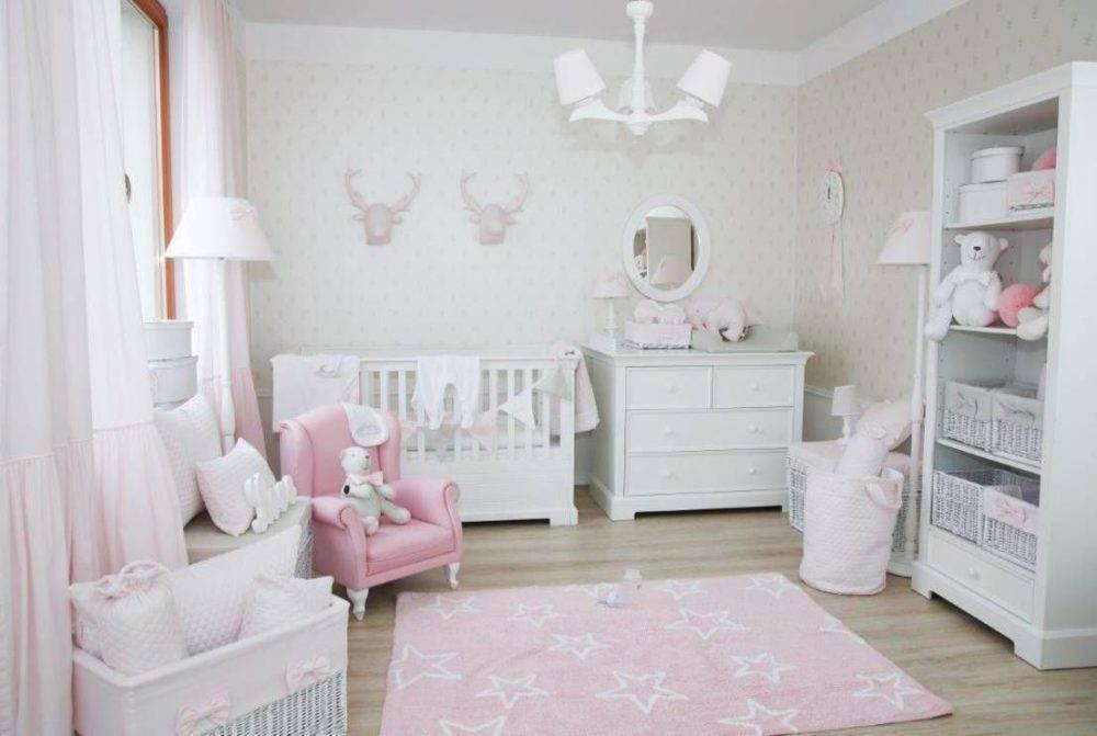 Комната для новорожденного: дизайн детской для девочки и мальчика, фото интерьера