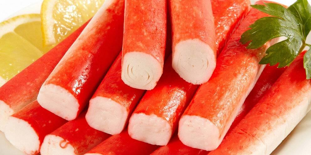 Можно ли кушать крабовый салат при грудном вскармливании