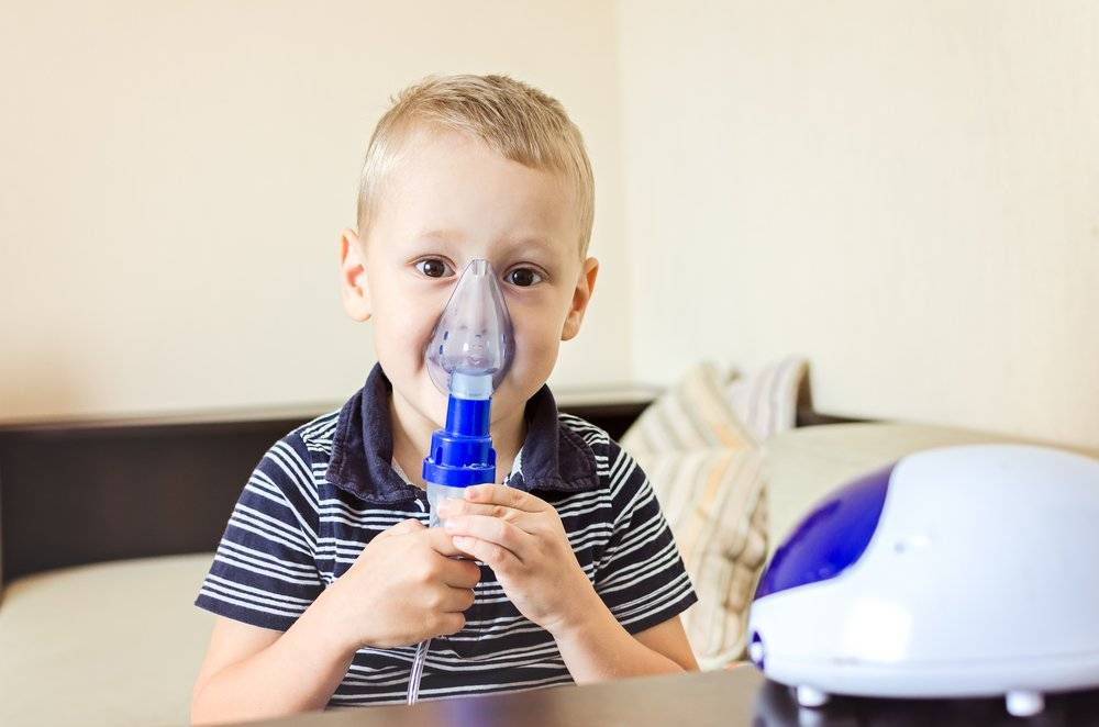 Ингаляция при температуре детям: делать или нет? | активная мама