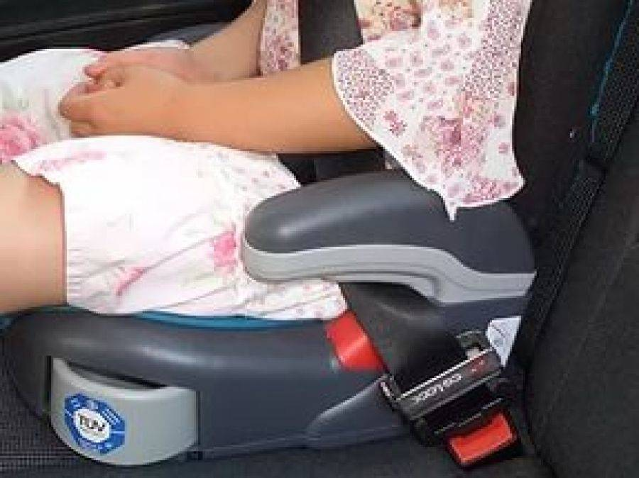 Можно ли пользоваться бустером вместо автокресла 2020