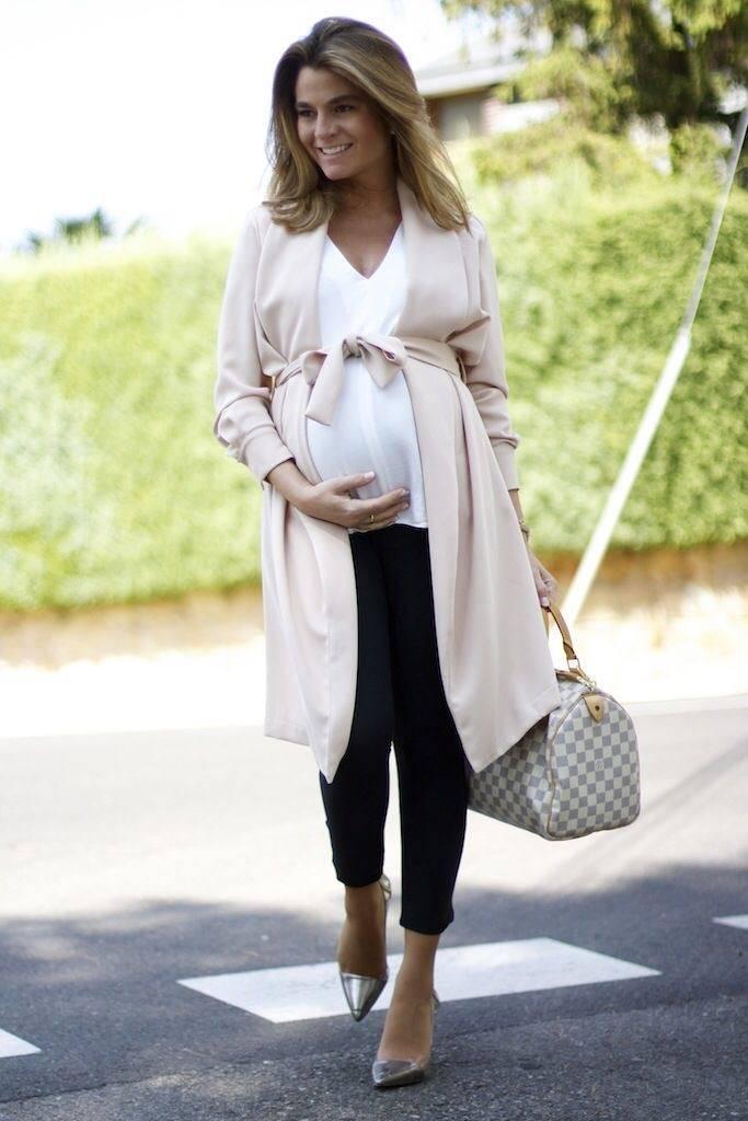 Модные и красивые модели платьев для беременных, советы по выбору