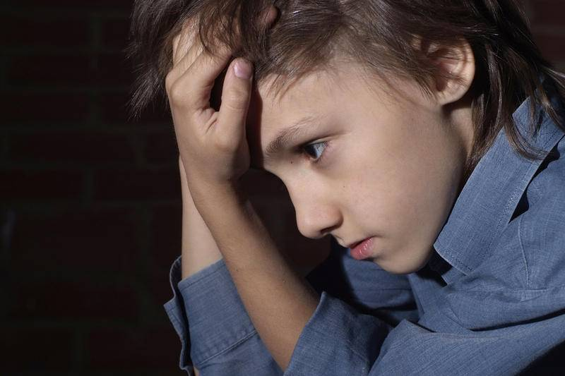 Нервный тик у ребенка, лечение нервного тика