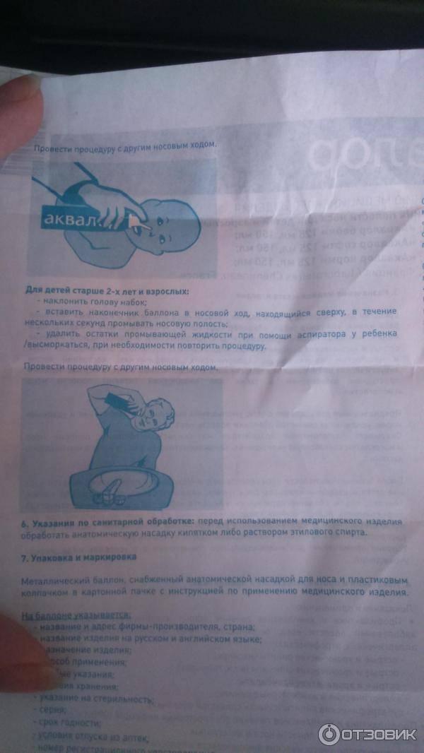 Аквалор беби капли: описание, инструкция, цена   аптечная справочная ваше лекарство
