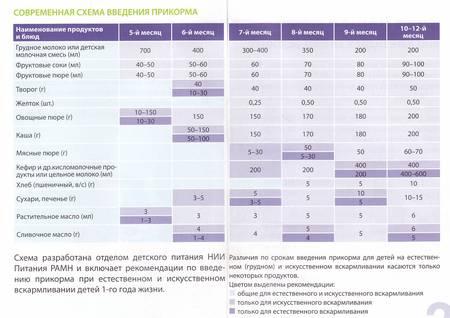 Рекомендации воз по введению прикорма у детей.