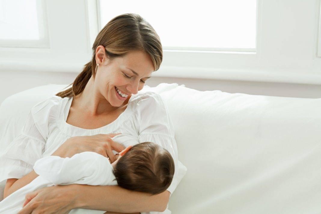 Беременность при грудном вскармливании
