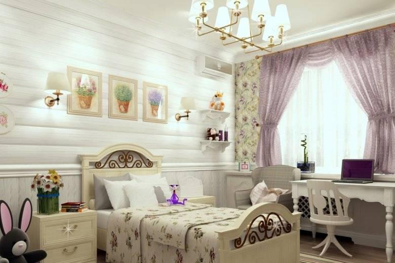 Детская мебель прованс, основные характеристики этого стиля