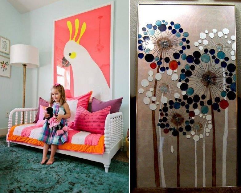 Декор комнаты: как красивые идеи интерьера и оформления своими руками (145 фото и видео советы)