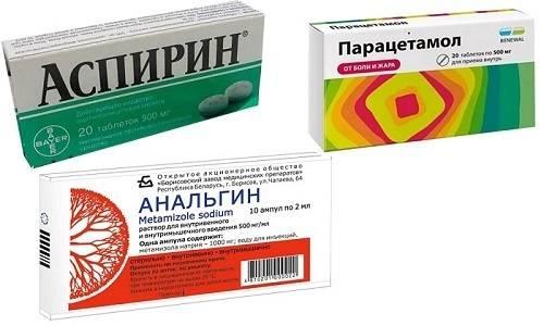 Что выбрать: анальгин или цитрамон? – медицинский портал
