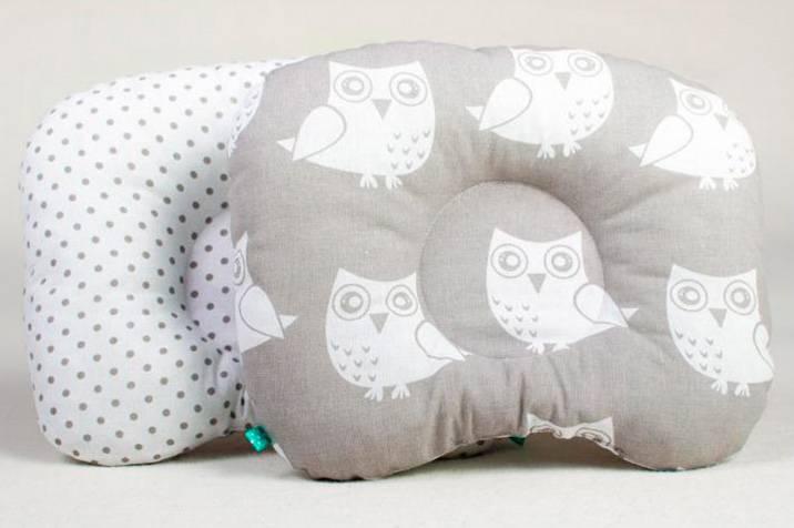С какого возраста ребенку понадобится подушка