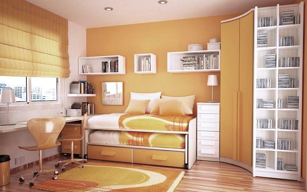 Дизайн маленькой детской — как обустроить комнату для ребёнка