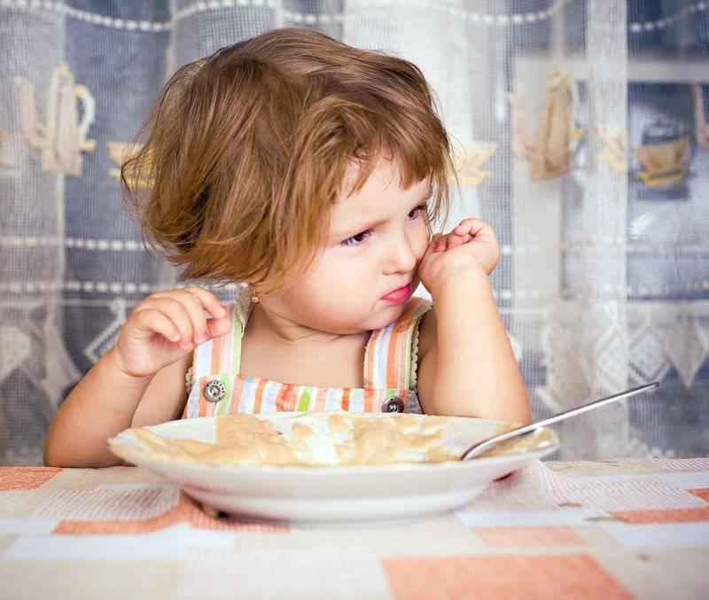Ребенок плохо ест 7 лет причины