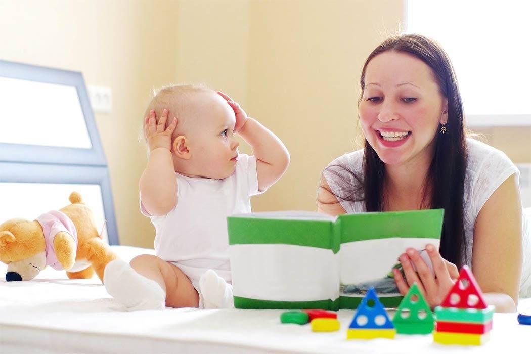 Как научить ребенка говорить: упражнения и методики