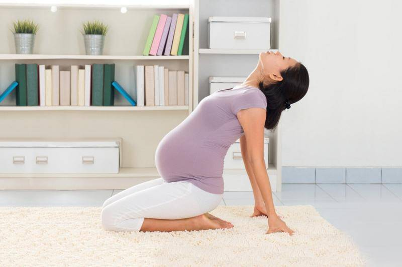 Упражнения кегеля для беременных и для легких родов