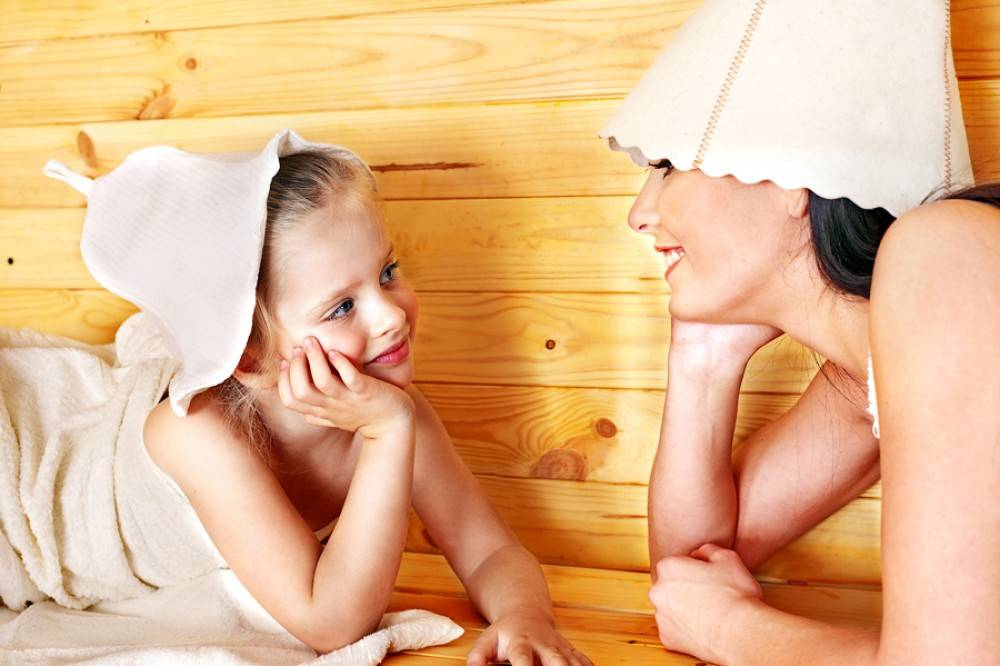 Можно ли ходить в баню при грудном вскармливании