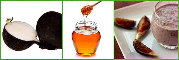 Инжир с молоком от кашля - вкусное и полезное лекарство