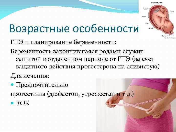 Правильное планирование беременности после антибиотиков