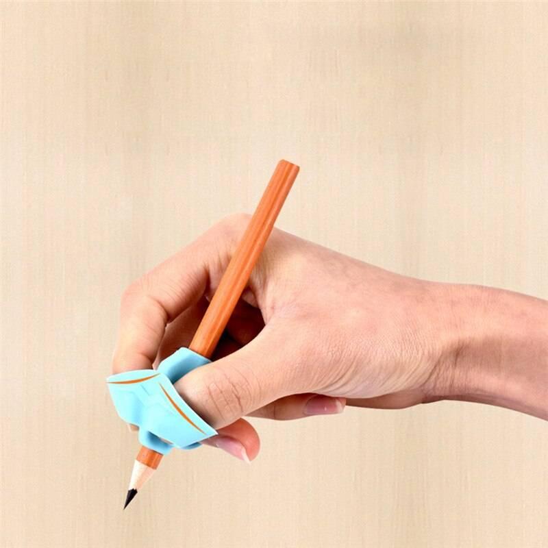 Как научить ребенка держать ручку. 5 простых трюков |