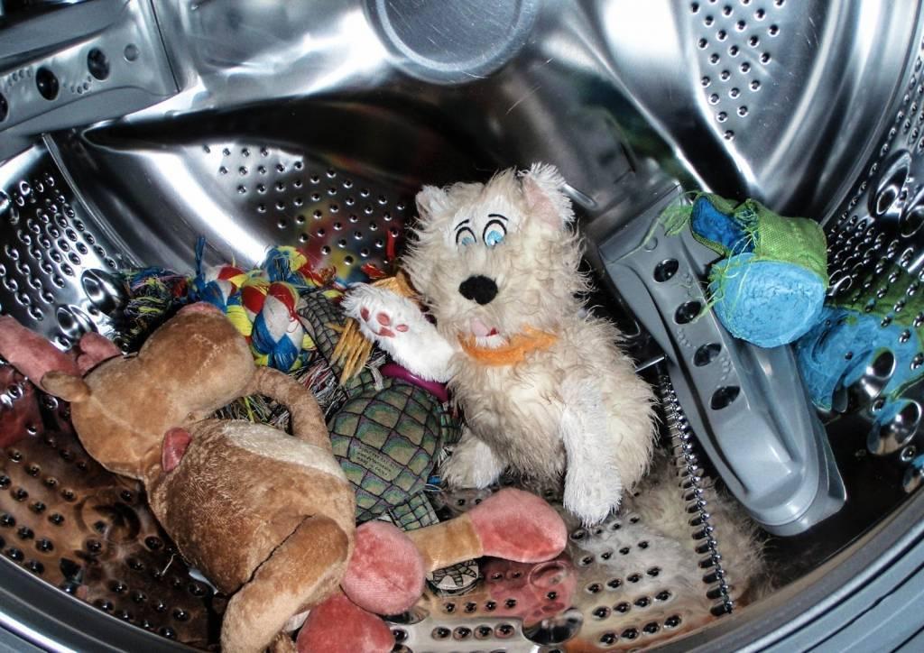 Как постирать мягкие игрушки в стиральной машине автомат и руками