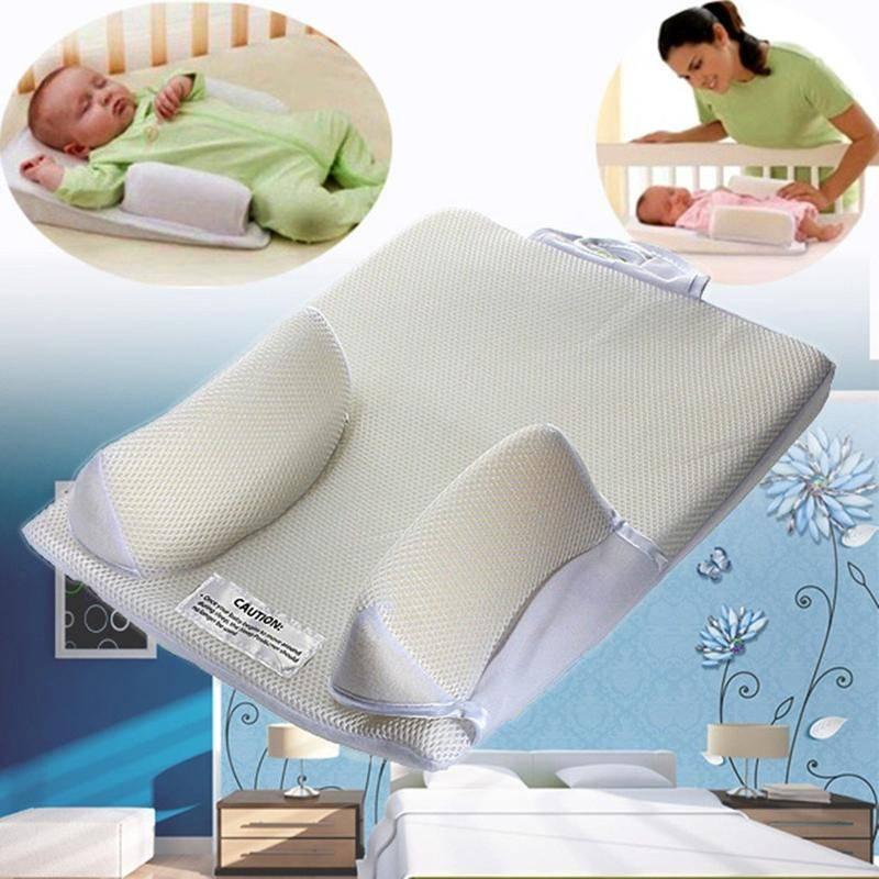 Позиционер для сна новорожденного своими руками: виды