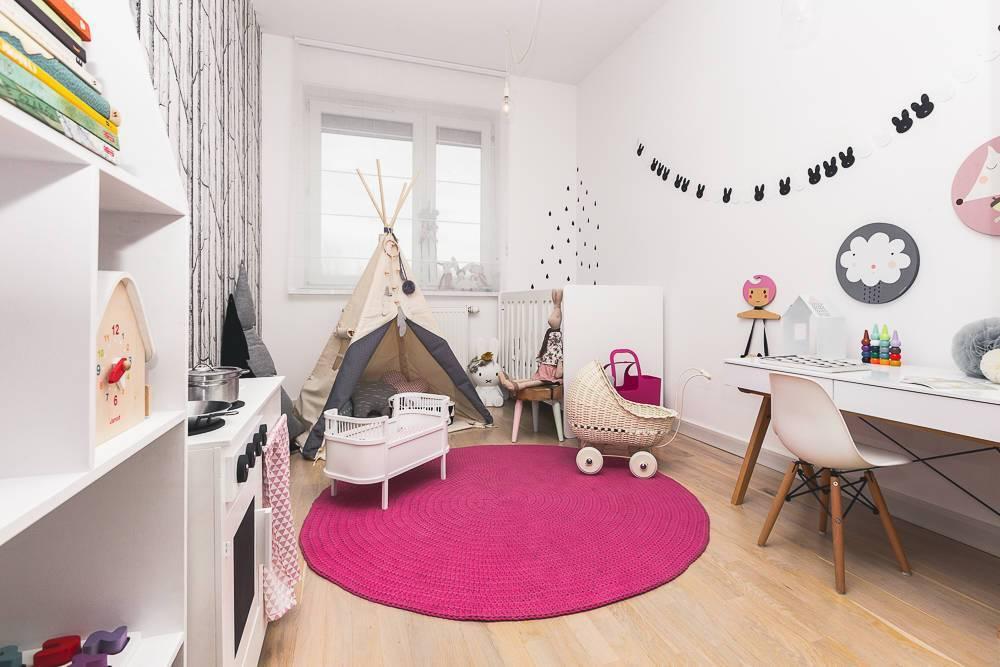 Детская в скандинавском стиле — правильное оформление дизайна