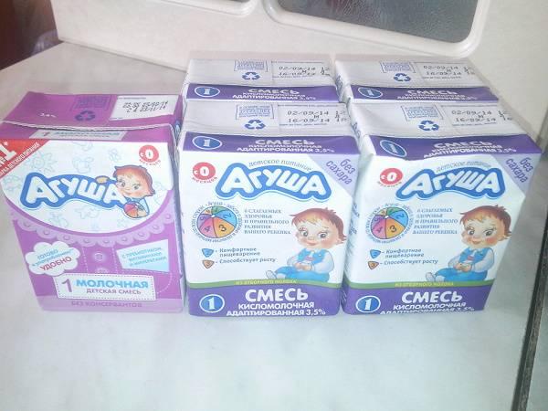 Какие кисломолочные смеси для новорожденных лучше