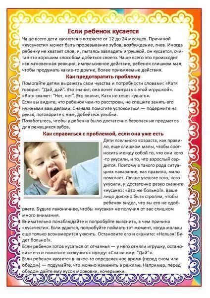 Ребенок 2 года бьет родителей: рассматриваем подробно