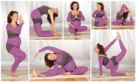 Упражнения для беременных и упражнения для родов