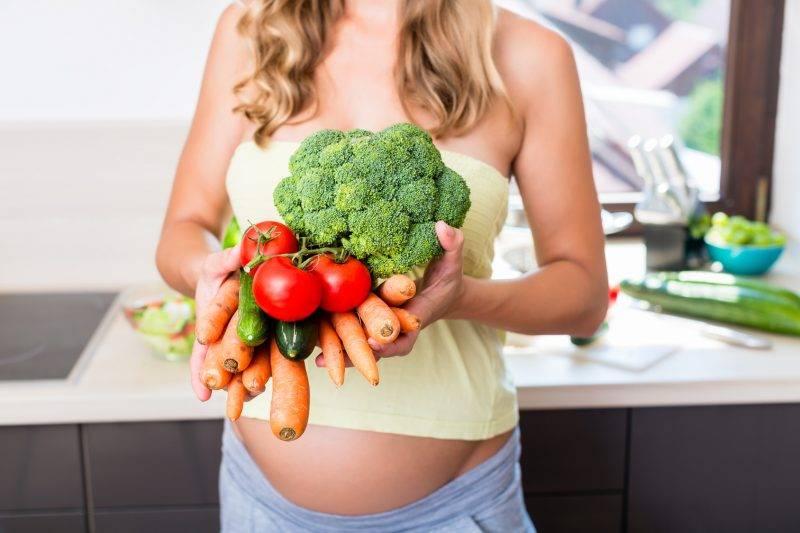 Чем грозит неправильное питание во время беременности?   nestle baby