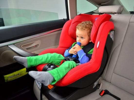 Лучшие автокресла для ребенка от 0 до 36
