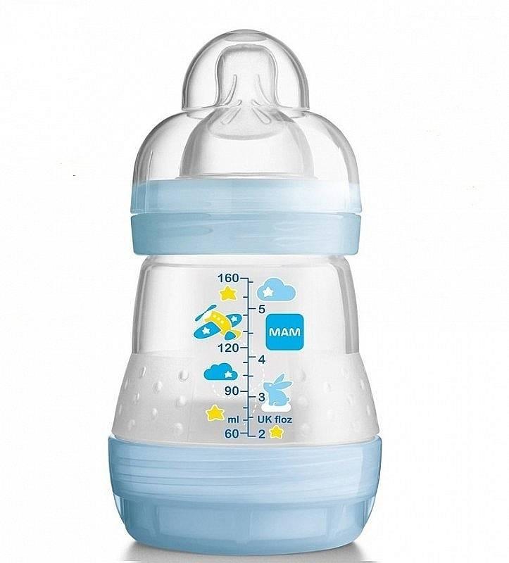 Антиколиковая бутылочка для новорожденных: Доктор Браун, Avent, Tommee Yippee
