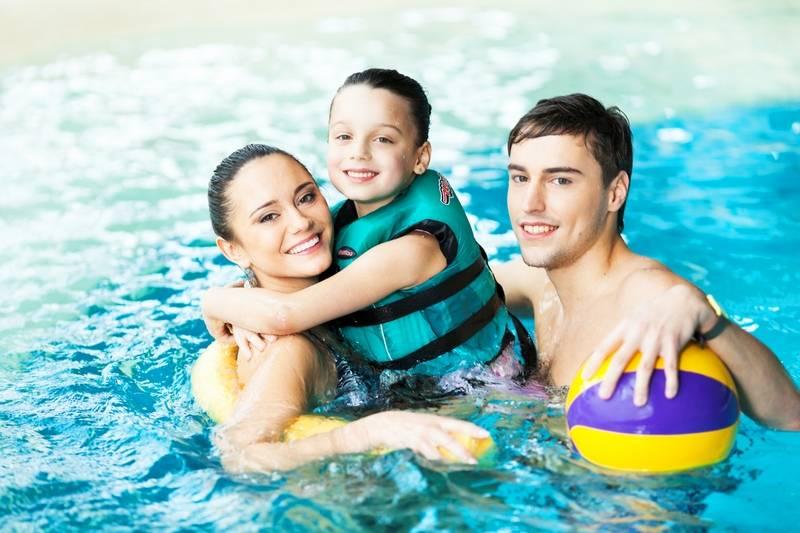 Со скольки лет детям можно в аквапарк?