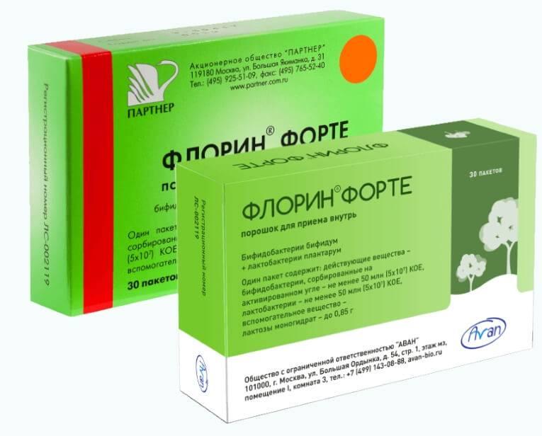 Перечень лекарств от дисбактериоза. бифилакт биота