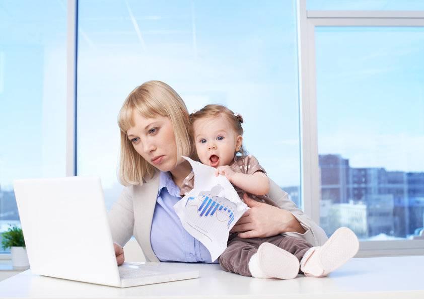 32 способа заработать в декрете маме: копирайтер, бухгалтер, стилист