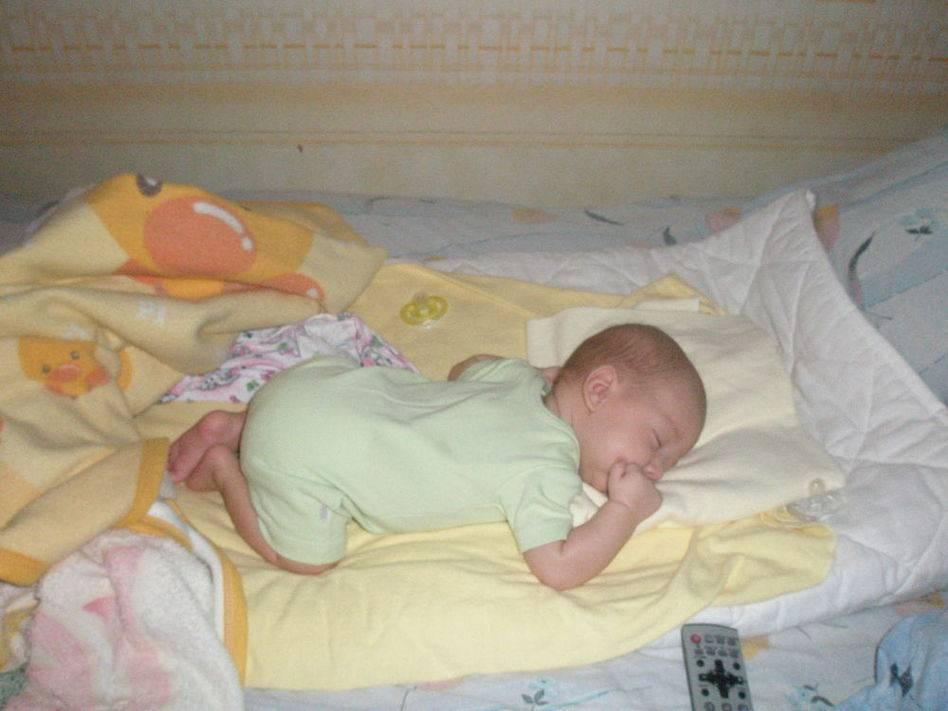 Мышечный тонус новорожденных и детей до года
