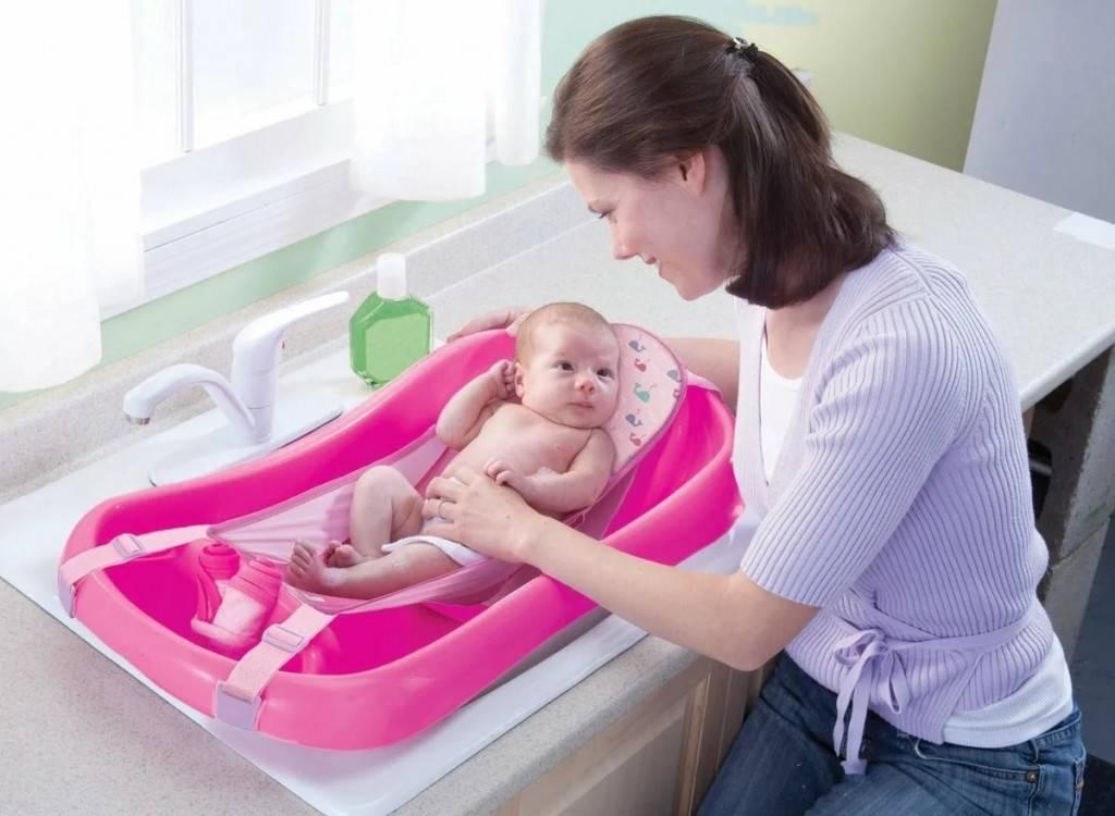 Гамак для купания новорожденных в ванночке, как выбрать