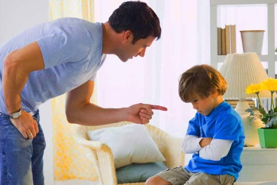 Как, сколько, и о чем должен говорить отец с сыном » notagram.ru