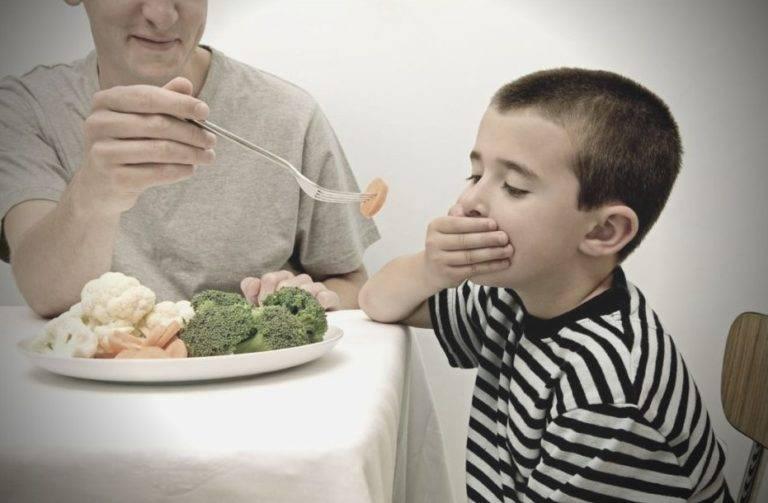 Ребенок отказывается кушать. нужно ли заставлять ребенка есть?